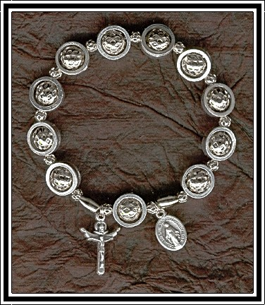 Rosary Design Ideas : Ave Marias Circle, Rosary Making Supplies