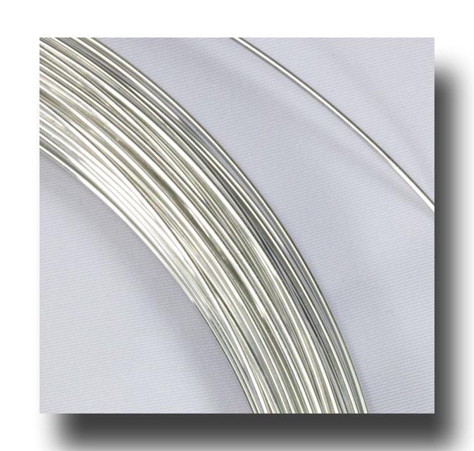 Wire - 20 gauge Solid Bright Aluminium - 100 feet - 176 [176 ...