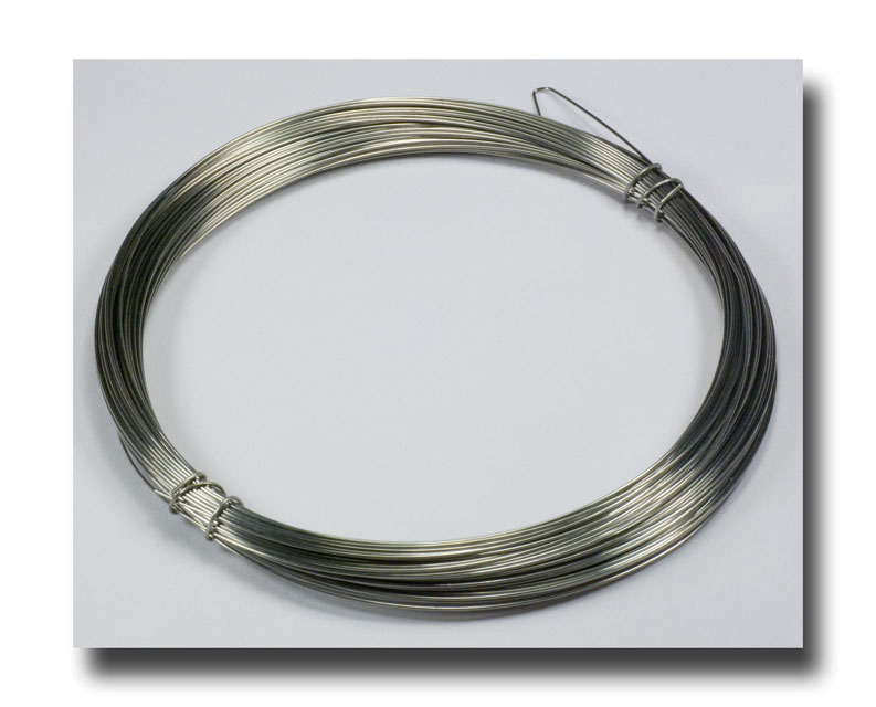 Wire - 20 Gauge Stainless Steel - 192 [192] - $11.14 : Ave Marias ...