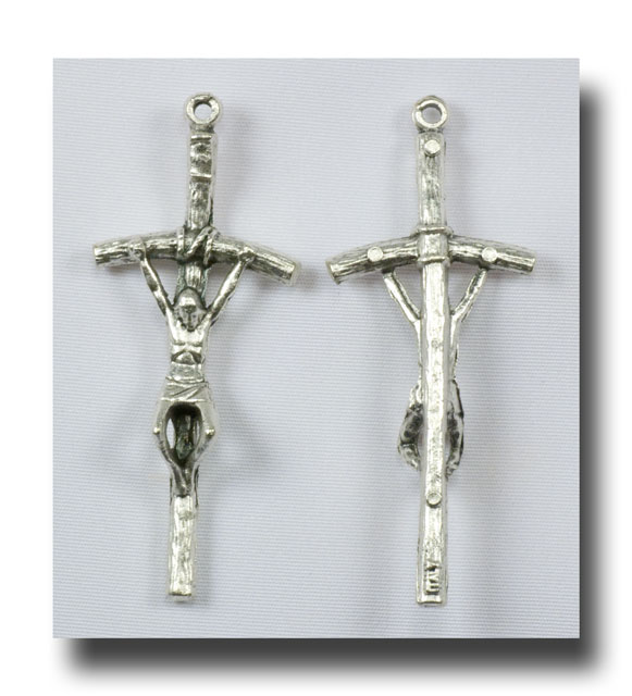 Papal - Antique silver - 310 - Click Image to Close