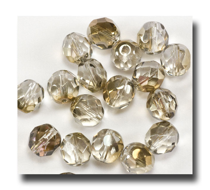 Facet Glass beads, 8mm - Valentinit - 6021 - Click Image to Close