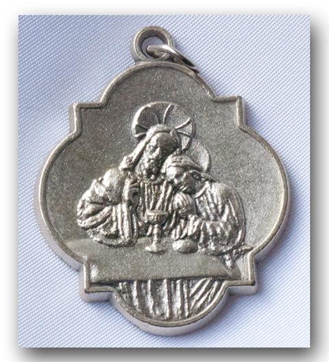 Medal - Blessed Sacrament - Aluminium - 734 [734] - $0 83
